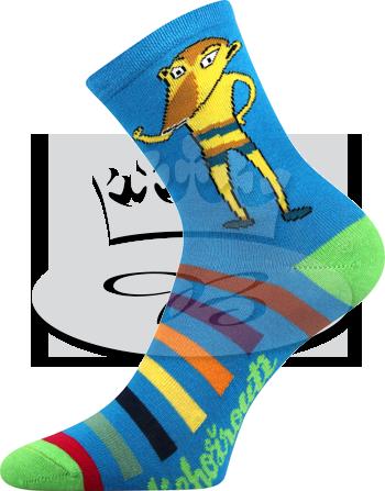 2013161feed Boma ponožky Lichožrouti K (jeden pár v balení)