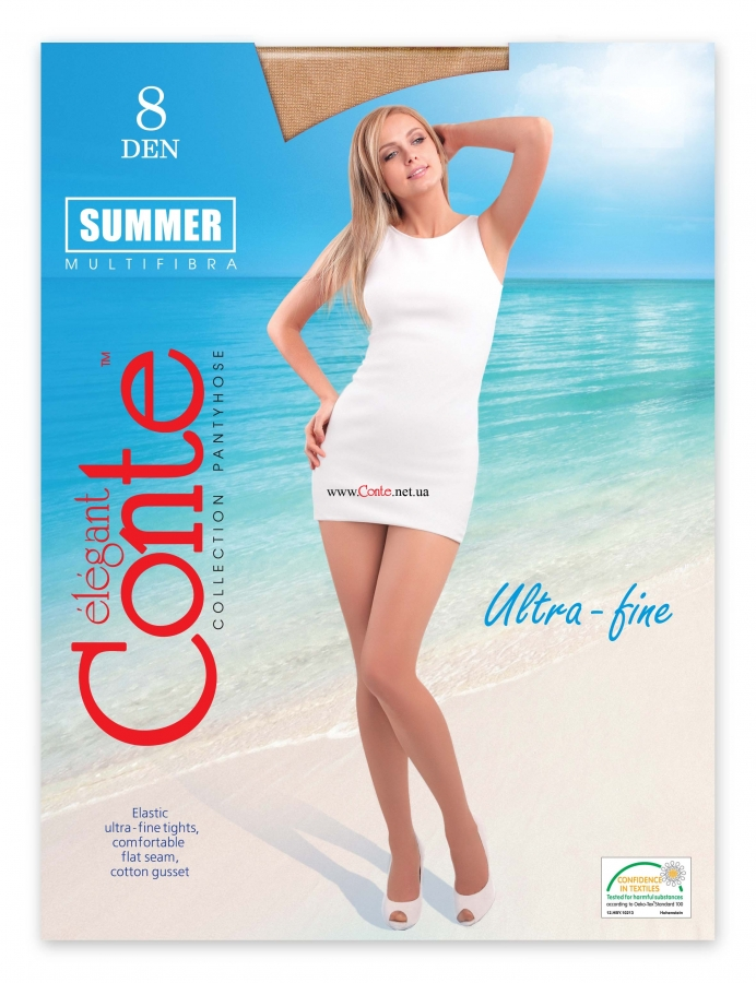 Conte SUMMER 8 DEN XL