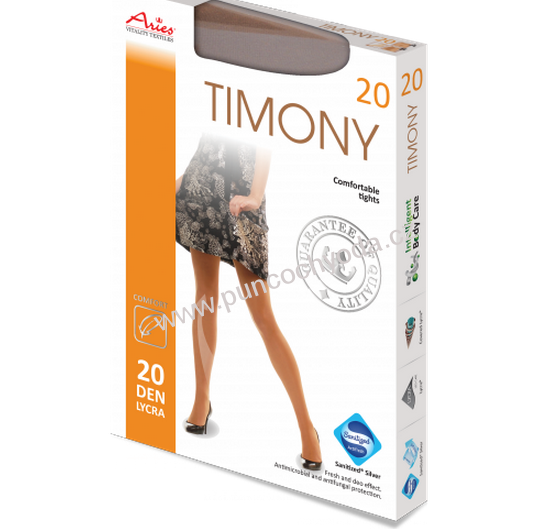 Aries MEGGY (TIMONY) 20 DEN punčochové kalhoty  9b7ab92b7b