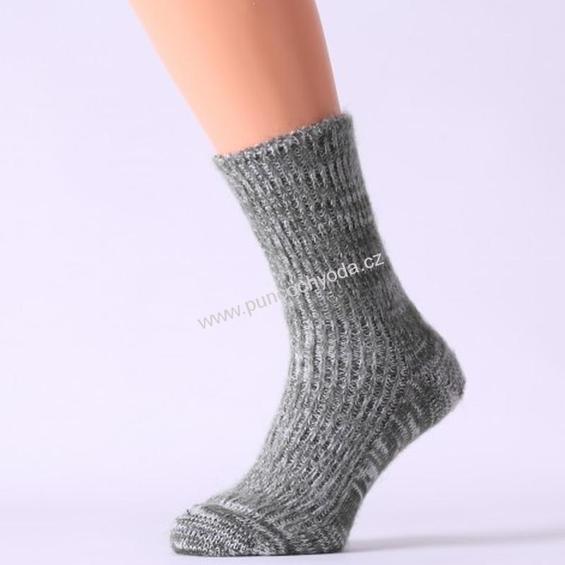 Bapon RADEK teplé zdravotní ponožky (model 605)  3594838747