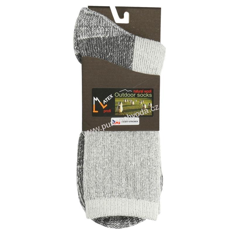 626e5df6732 MATEX ARKTIK 611 outdoorové ponožky