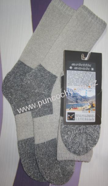 4d9d679027b MATEX ARKTIK 611 outdoorové ponožky