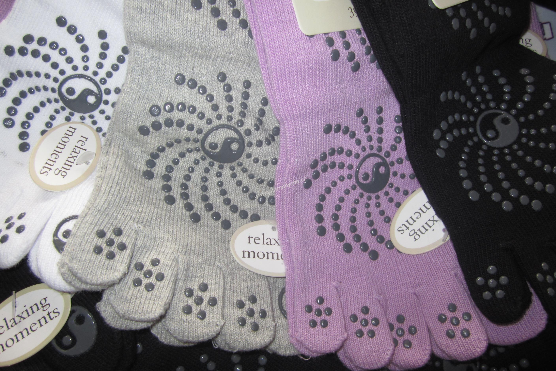 78d1967c298 48021 WELLNESS SOCKS prstové ponožky ABS