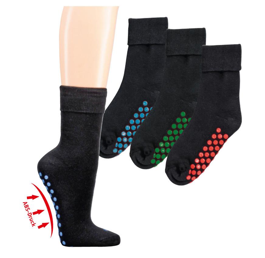 SOCKS 4 FUN 6981 domácí ponožky s ABS empty 56e7d3cf01