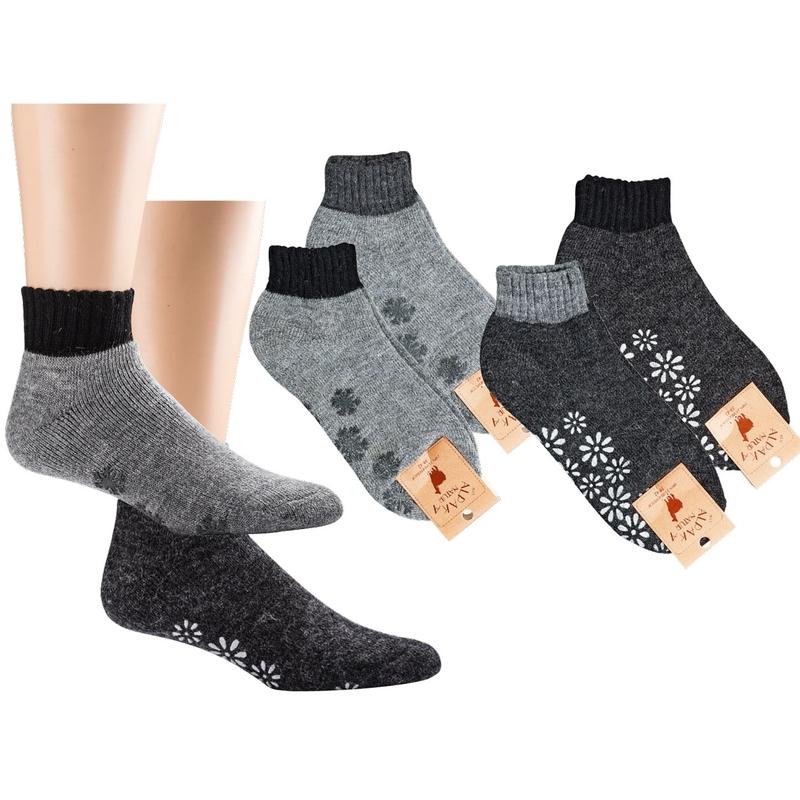 818fa0a09d6 SOCKS 4 FUN 2193 domácí pánské ponožky ABS empty