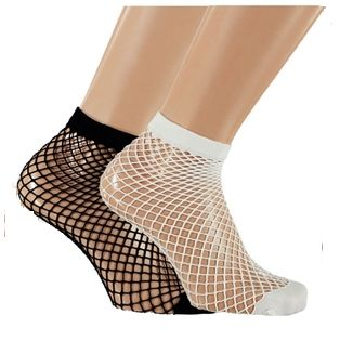 fd939548e9a SOCKS 4 FUN 1850 síťované ponožky SARLINI empty