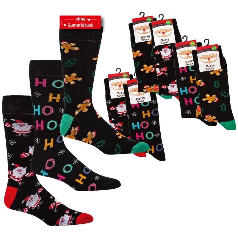 9ffc51d8937 SOCKS 4 FUN 6189 dámské pánské vánoční ponožky (1 pár) empty