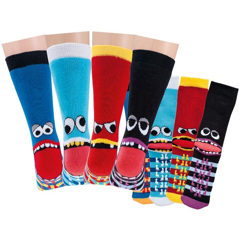 SOCKS 4 FUN 3134 dětské ponožky s ABS DRZOUN (1 pár) empty 8c7bce7a5c