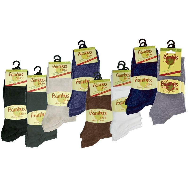 SOCKS 4 FUN 2170 bambusové ponožky (1 pár) empty 164d280397