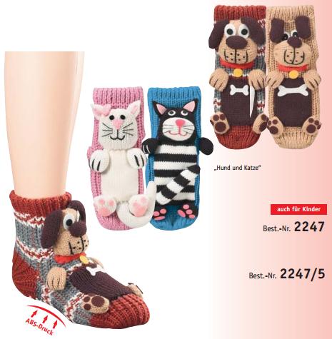 SOCKS 4 FUN 2247 domácí ponožky 3D s ABS empty bcdbe9f0cf
