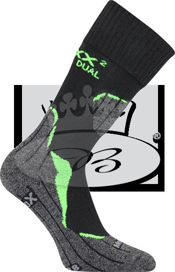 ae82ade1f0b Voxx DUALIX outdoorové ponožky dva v 1 empty
