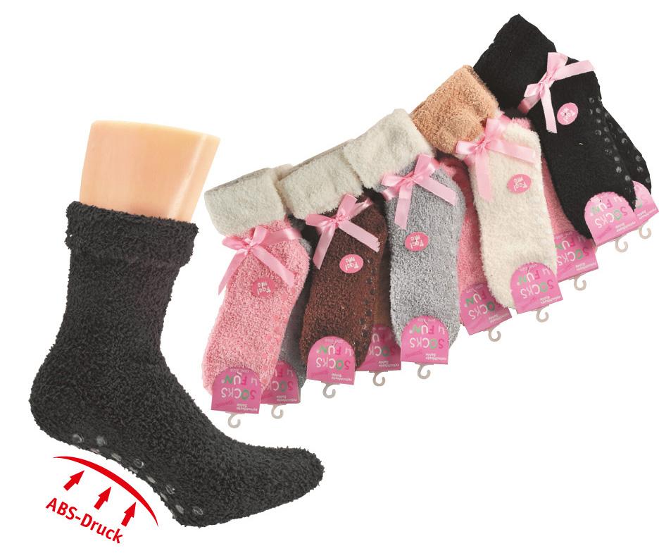 02b7833c105 SOCKS 4 FUN 2241 domácí ponožky s ABS empty