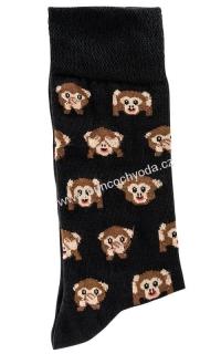 9ea7ccf51ef SOCKS 4 FUN 6197 dámské pánské vzorované ponožky (1 pár)