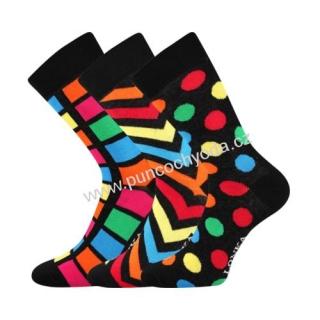 Lonka WOODOO mix H dámské pánské ponožky (1 pár) 15f6b98f3e