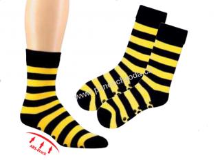 8c2986d8c38 SOCKS 4 FUN 6982 domácí ponožky s ABS