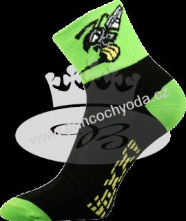 fd068379601 Voxx RALF X dámské pánské cyklistické ponožky (1 pár v balení)
